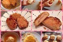secondi di pollo