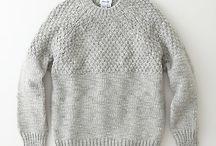 Albert's Sweater