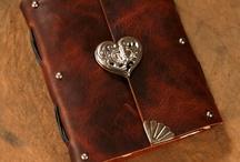 Handmade journals/agendas