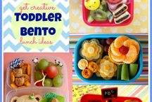 Recipes, Bento lunch ideas