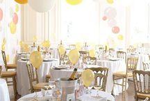 globos para una boda