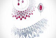 Jewellery drawing