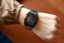 vintage watch / Vintage watches ana digi from the fantastic 80's