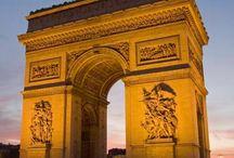 Grands Monuments à Paris / les incontournables monuments de Paris