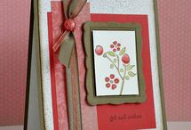 Craft - Cards / by Missy Dolphin