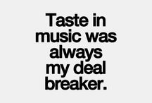 Music feeds the soul
