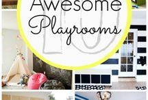 Basement Playroom Inspiration