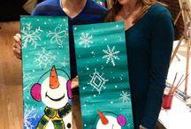 Kerstschilderijen