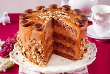 Toffee Torte