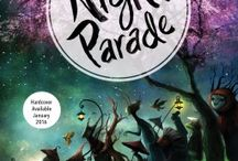 The Night Parade / BY KRISTEN TANQUARY