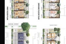 Projetos condomínios townhouse