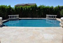 Roman Pool Design