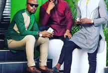 African  men clothes