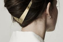 ornements de cheveux
