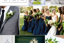 Wedding Color Ideas / by Ellie Sipfle