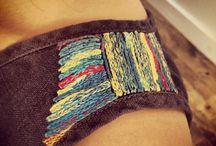 Textile детали украшения одежды