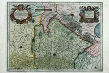 Antiche carte del territorio bolognese
