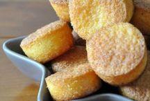 mini muffins citron