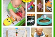 Montessori inspired toys 0-6 months