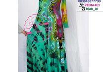 Umbrella Dress Pelangi