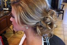 Wedding Hair / Hair styles for my wedding!
