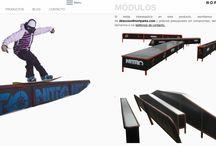 MóDULOS / Si puedes imaginarlo, podemos construirlo. www.nortparks.com