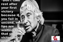 Quotes by Sir Abdul Kalam
