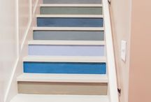 stairwells / by Rebecca Givans