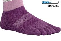 Injinji   Outdoor Toe Socks / by Injinji