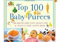 Baby & Toddler Food Ideas / by Meme Sufleta-Bubnick