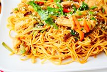 Nouilles chinoise