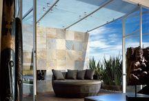 Architecture | bioclimatic greenhouses, porches / serre bioclimatiche, verande chiuse e aperte, giardini d'inverno / by Edoardo Venturini Bioarchitetto