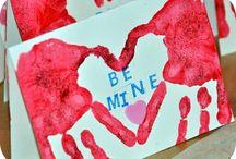 Valentine / Kids hands