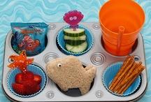 Muffin Tins/ Kids' Food / by Carli Metcalf