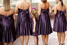 Spying Bridesmaids dresses