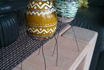 Home made - Easter - Påske