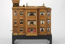 Small Stories: At Home in a Dolls' House / This exhibition at the V&A Museum of Childhood will reveal the fascinating stories behind some of the UK's best-loved dolls' houses. The small stories of 12 dolls' houses from the past 300 years will be brought to life by the characters that live or work there. Opens 13 December 2014 until 6 September 2015. / by Victoria and Albert Museum