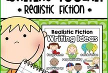 Realistic Fiction / by Angie Flynn