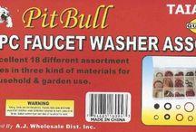 Rough Plumbing - Faucet O-Rings