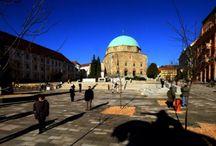 Gyönyörű Pécs / Baranya Megye székhelye