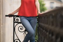 """La Parisienne"" lookbook / The Must-haves of the Parisian woman !  Fashion, lookbook, Paris, Parisienne, women, elegance, beauty"