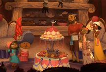 Art of Broken Age