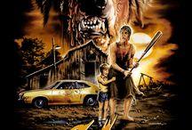horror movies fan