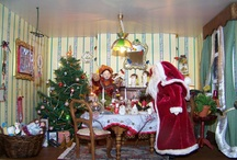 Mes Noël en miniature/ Miniature christmas by Béatrice