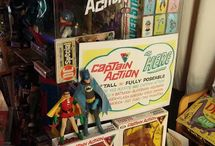 IDEAL TOYS' Captain Action