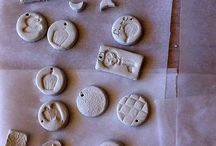 DIY ( Paper ) Clay Embelishments and Beads
