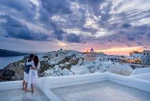 Bucură-te de superbele apusuri din Insula Santorini!  /  Rezervă acum: http://goo.gl/y9FpXn
