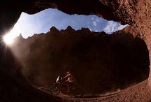 Dakar motorcykle