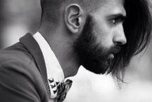 Włosy / Męskie fryzury