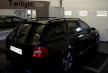 Vehicle Window Tinting - Car Window Tinting / Vehicles tinted by Twilight Tint.